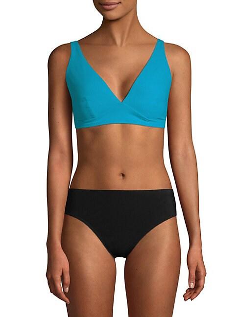 FLAGPOLE | Autumn Bikini Top | Goxip