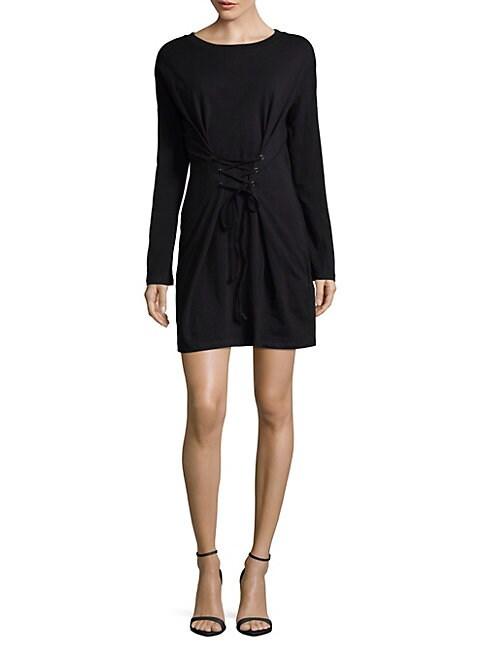 Minkpink CORSET SHIRT DRESS