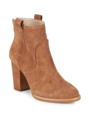 French Connection  AVABBA LEATHER BOOTIES