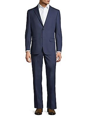 Ben Sherman  Wool-Blend Suit