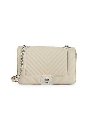 43514998f8901 Valentino by Mario Valentino. Leather Shoulder Bag. WAS.  745.00. NOW.   199.99 · Karl Lagerfeld Paris - Lara Quilted Metallic Shoulder Bag