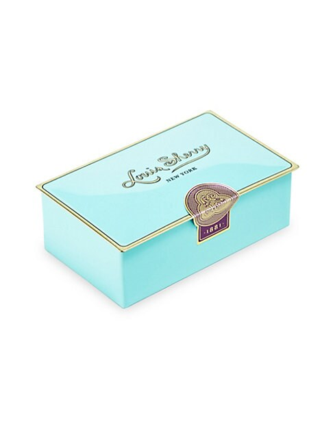 Two-Piece Salted Caramel & Sicilian Orange Chocolate Truffle Box