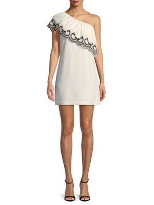 Ramy Brook  Darla One-Shoulder Dress