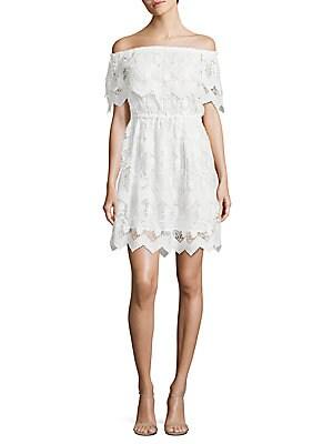 Alva Off-The-Shoulder Dress