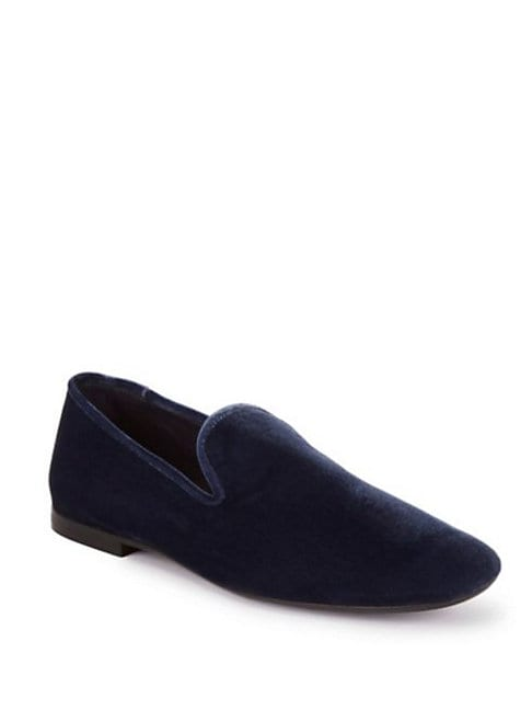 Bray Smoking Loafers, Shell