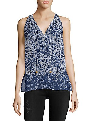Ramy Brook  Printed Gail Top