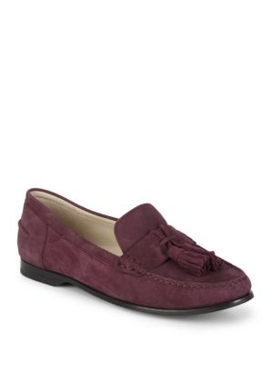 3cc53a5ee1b Cole Haan Emmons Tassel Suede Loafer