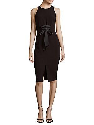 Corset Sleeveless Dress