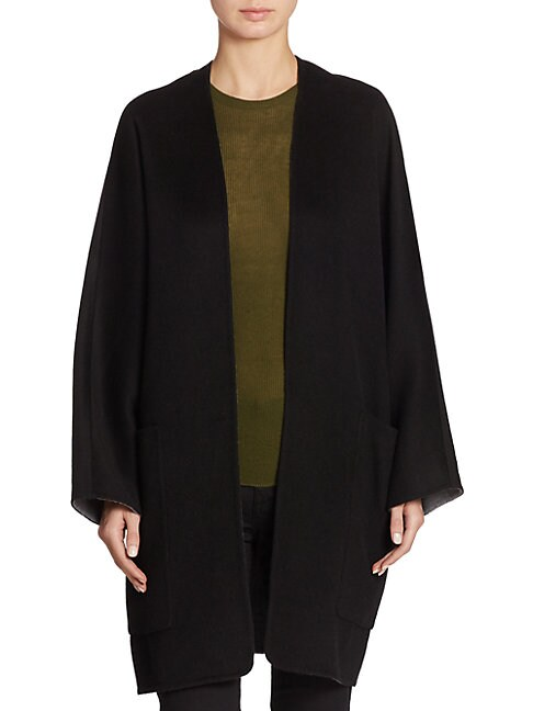 Vince REVERSIBLE CARDIGAN COAT