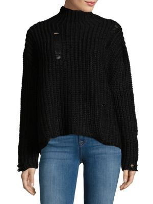 Ppla Distressed Sweater