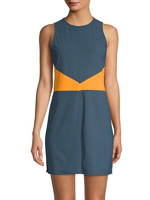 FLAGPOLE | Olivia Striped Silk Jumpsuit | Goxip