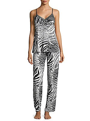 Animal Printed Pajamas