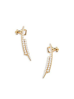 Eva Crystal Earrings