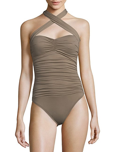 Convertible One-Piece Swimsuit