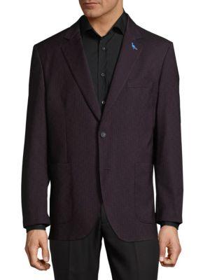 Tailorbyrd  Mini Check Jacket