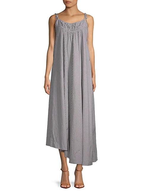 Joni Stripe Maxi Dress
