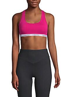 Calvin Klein - Logo Sports Bra