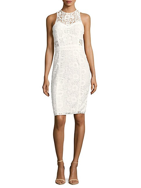 Avenell Lace Dress