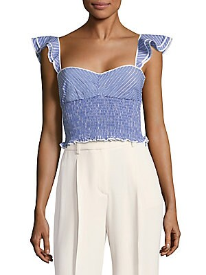Cypress Cropped Top