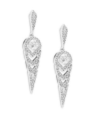 Adriana Orsini  Stella Cubic Zirconia Drop Earrings