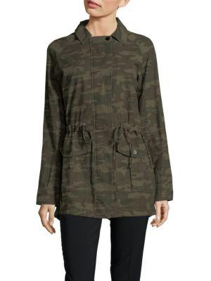 Sanctuary  Camouflage Field Jacket