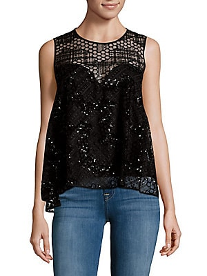 Sequin IllusionTop