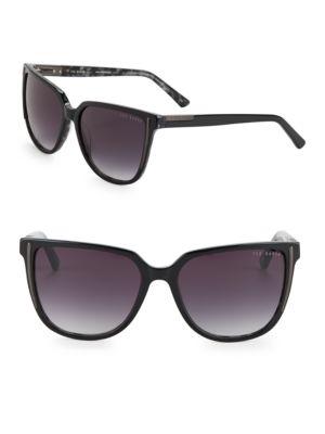 Ted Baker  57MM Square Sunglasses