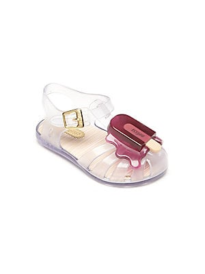 BABY'S & TODDLER'S TODD ARANHA VIII POPSICLE SANDALS