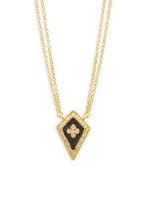 Freida Rothman  Kite Pendant Necklace
