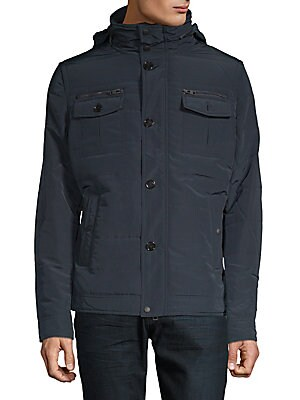Classic Outerwear Jacket