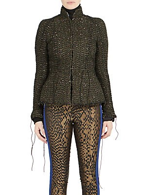 Peplum Long Sleeve Sweater