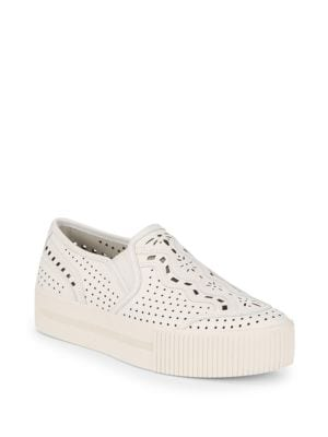 Ash  Kingston Leather Sneakers