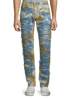 Robin's Jean  DYED COTTON JEANS
