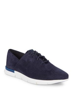 COLE HAAN Grand Horizon Suede Sneakers