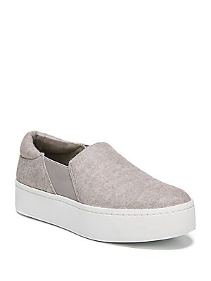 WARREN SLIP-ON SNEAKERS