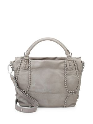Liebeskind LEATHER KNOT SATCHEL