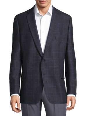 Lauren Ralph Lauren  Check Wool Jacket