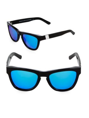 Westward Leaning Pioneer 53MM Reflective Sunglasses