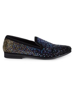 9f2002a5106 P-Deploy Embellished Smoking Slippers