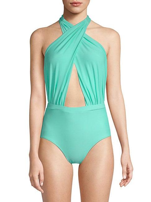Cabana One-Piece Swimsuit