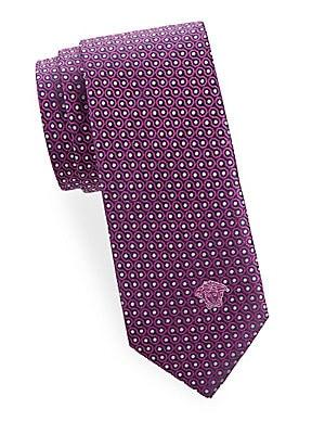 Italian Silk Pattern Tie