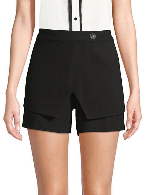 COSETTE | Wrap Shorts | Goxip