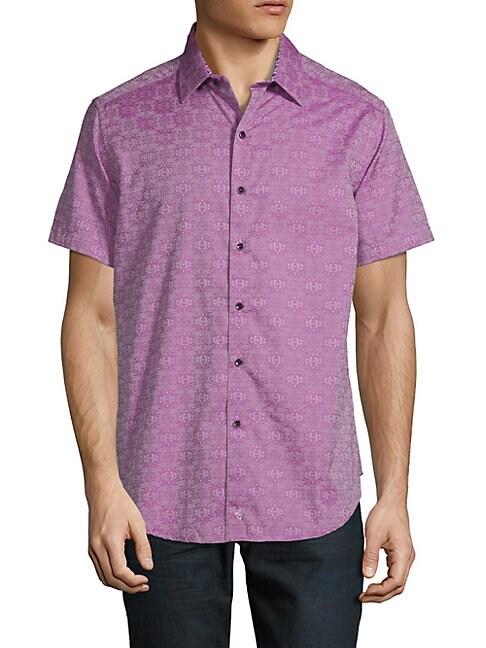 Cullen Jacquard Shirt