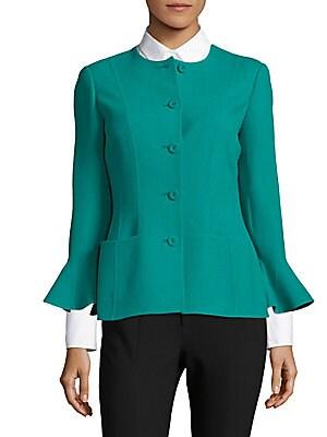 Three-Quarter Sleeve Jacket