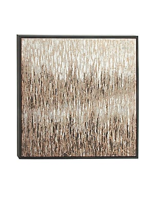 UMA Abstract And Geometrics Wooden Abstract Landscape Canvas Art