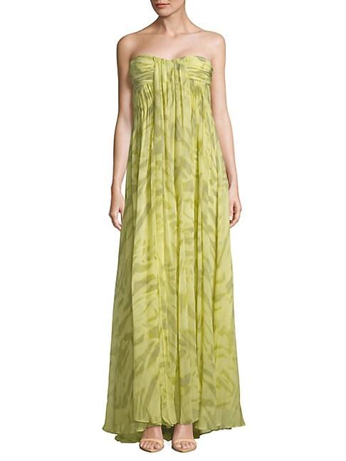 Sweetheart Silk Dress