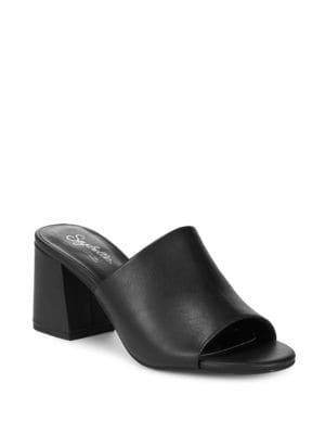 Seychelles  Evie Casual Leather Sandals
