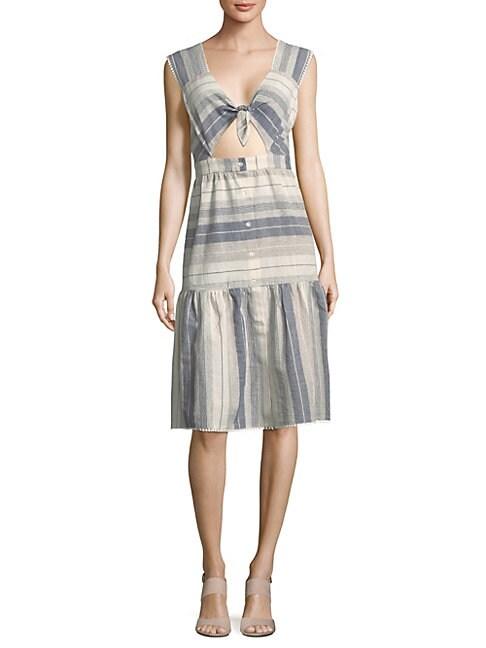 COSETTE | Ria Cut-Out Dress | Goxip
