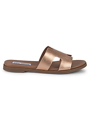 464f5f8df63 Steven by Steve Madden - Greece Iridescent Slides - saksoff5th.com