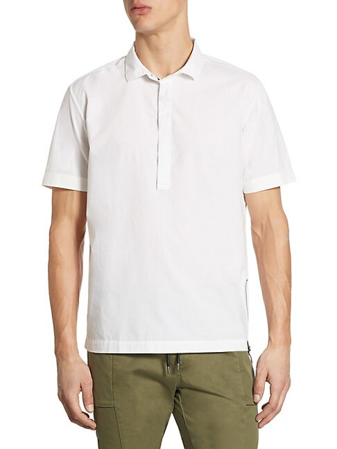 Madison Supply  Popover Gallery Shirt